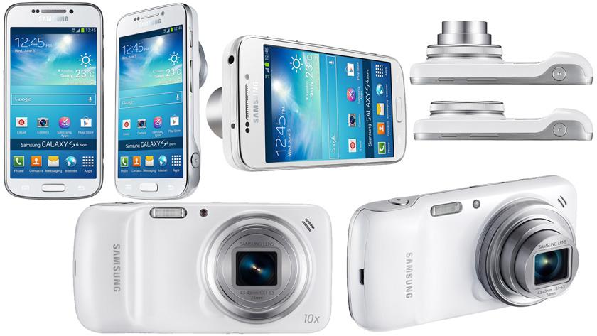 Vídeo review de la cámara Samsung Galaxy S4 Zoom