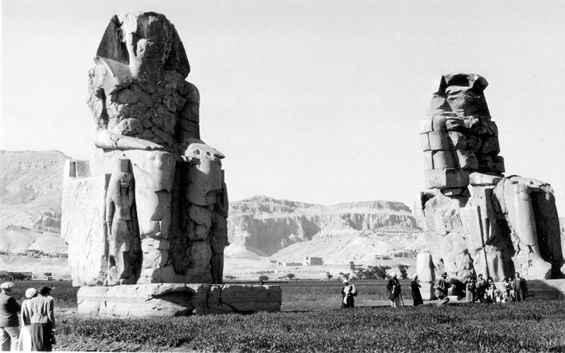 Exposición fotográfica «Egipto 1930» en Madrid
