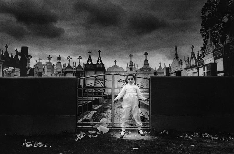 Entrevista a Cristina García Rodero y la fotografía «El alma perdida»
