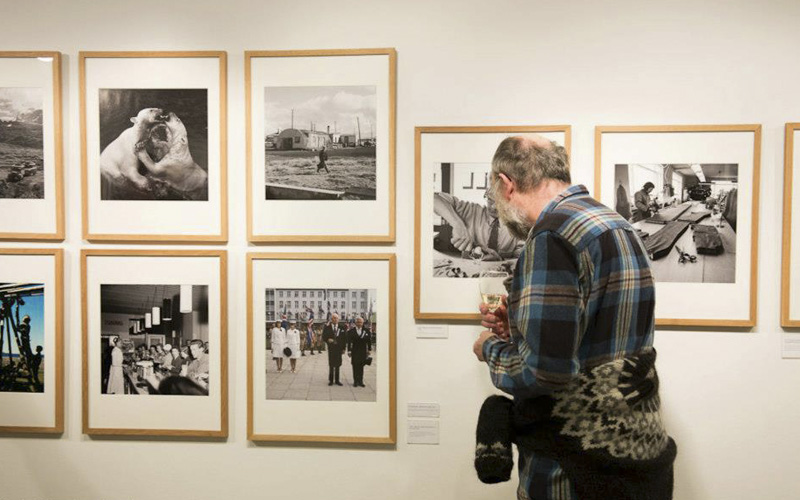 Reykjavík, Museo de Fotografía seleccionado por The Guardian