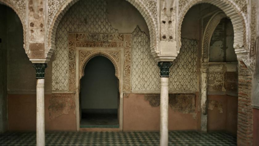 Una visión inédita de la Alhambra, exposición de Fernando Manso