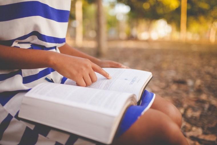 O gosto de ler