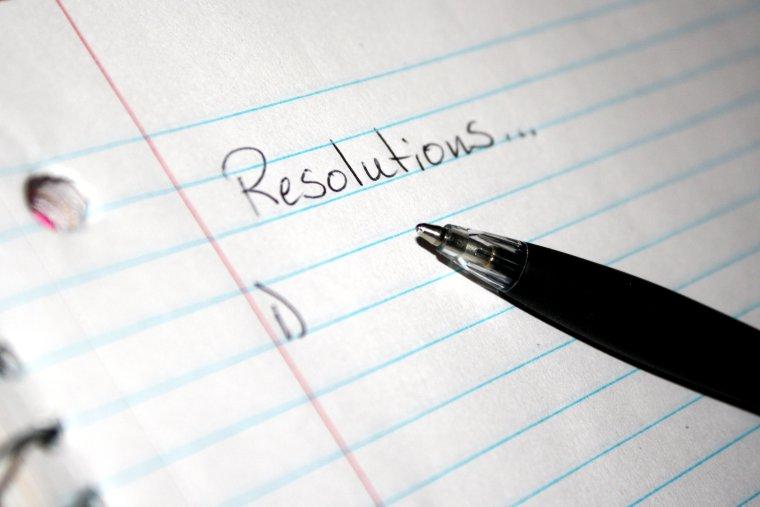 resoluções escritas