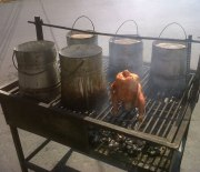 Pollo violado (Cocina Mexicana – Monterrey)