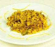 Risotto de alcachofas (Cocina Italiana)