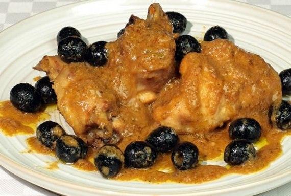 Conejo a la etrusca (Cocina italiana)