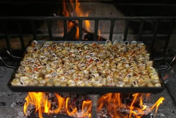 Lumache a la llauna (Cucina catalana)