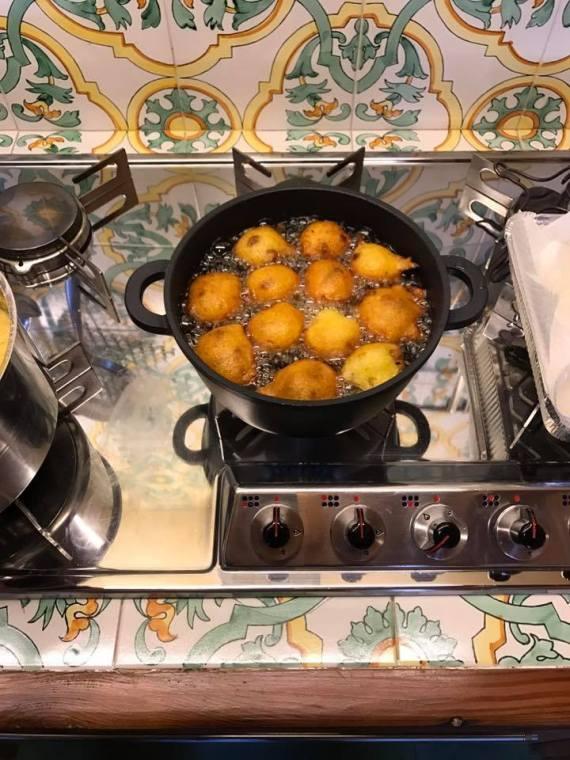 Buñuelos de Franca