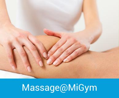 Massage@MiGym