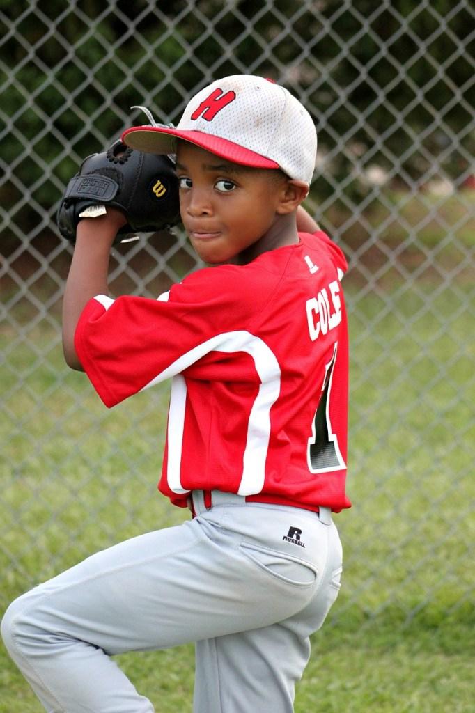 boy, player, baseball