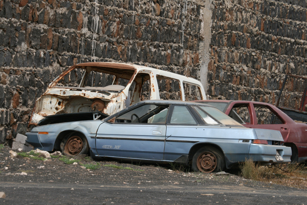 Harvinaisemman auton raato (en nyt muista mikä se oli ja asiantuntija on jo nukkumassa).