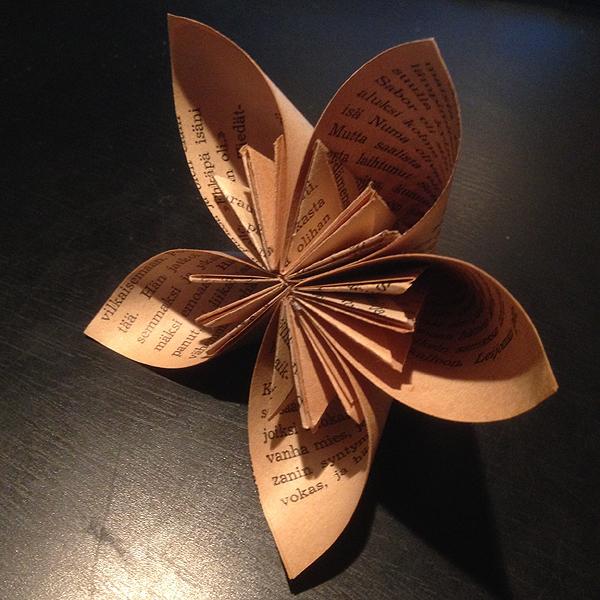 Kusudama-kukka