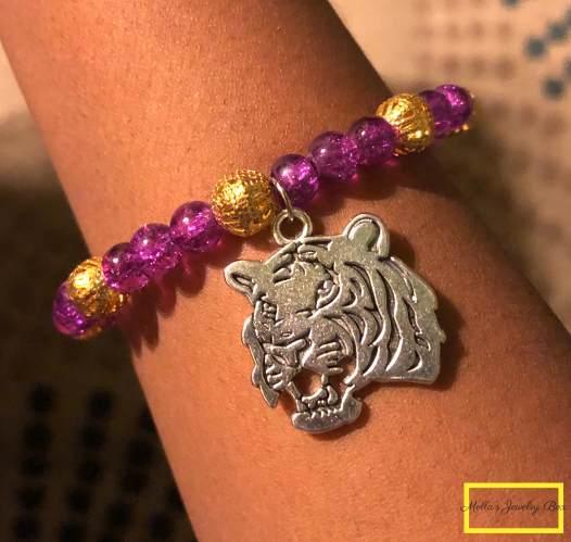 Royally Fierce bracelet