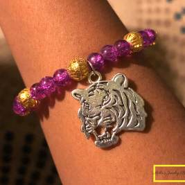 Royally Fierce bracelet
