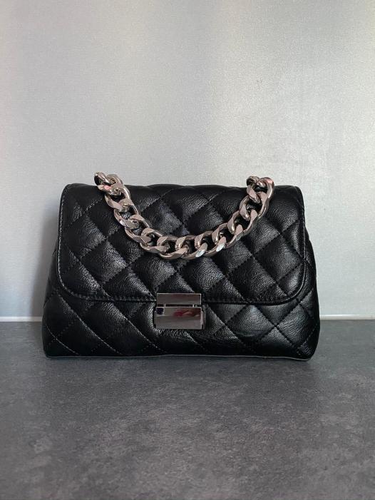 Black bag & clutch