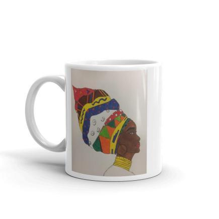 Tribe Glossy Mug