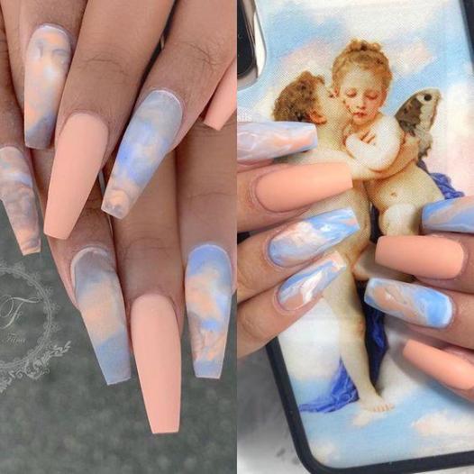 "Bratz Series: Chloe ""Cloetta Spelletta"" - Pin Inspired - Pretty and Pressed Nails"