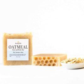 Oatmeal Soap Bar