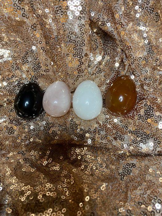 Yoni Egg Crystals