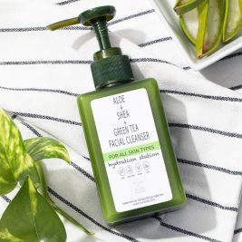 Hydration Station Aloe & Green Tea Cleanser