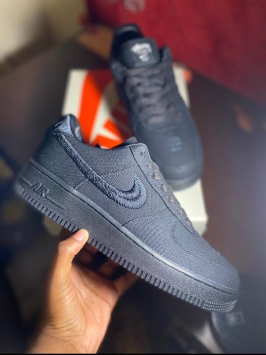 Air force 1 , Stussy , Nike