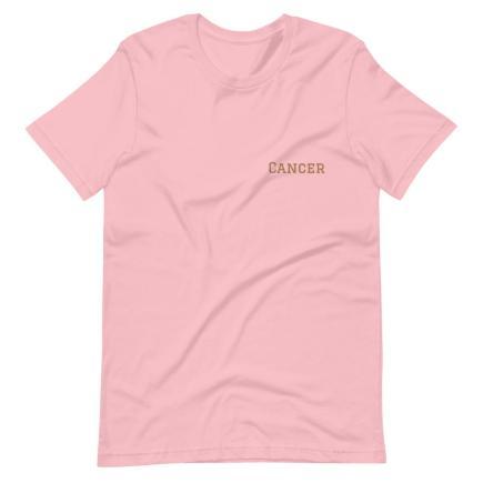 Cancer Short-Sleeve Unisex T-Shirt