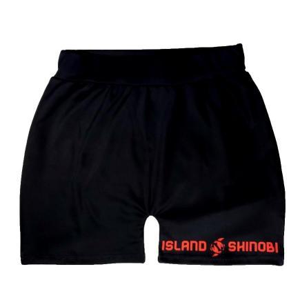 Exotic Shorts - Black