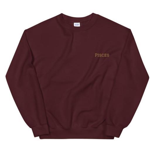Pisces Unisex Sweatshirt