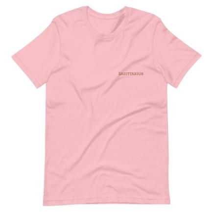 Sagittarius Short-Sleeve Unisex T-Shirt
