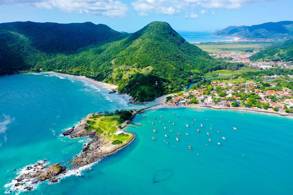 Florianópolis Praia do Matadeiro
