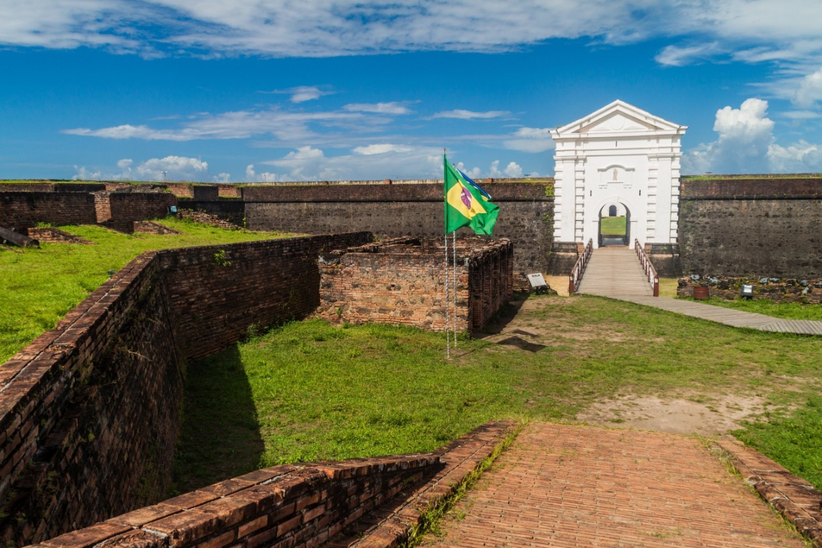 Fortress of Sao Jose de Macapá