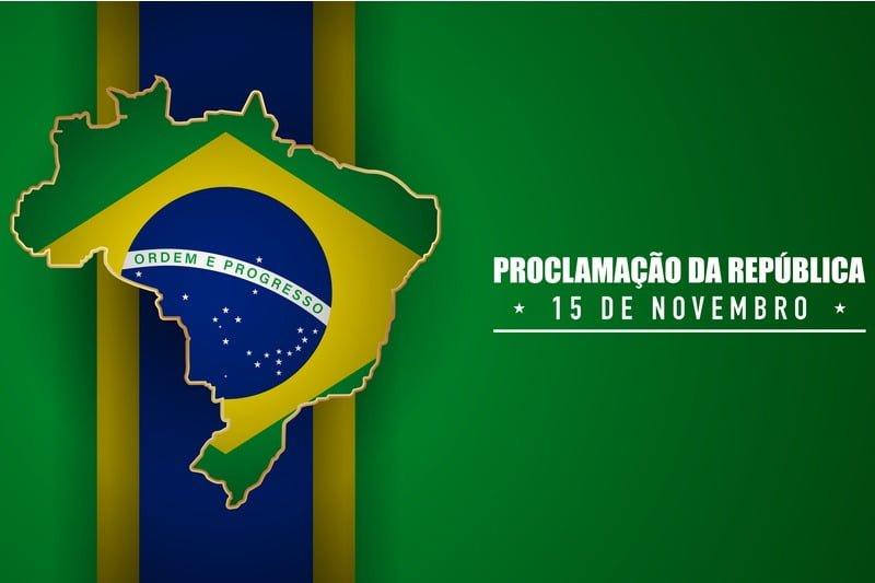 Braziliaanse feestdagen-Braziliaanse feestdag-15 November-Dia da Proclamação da República