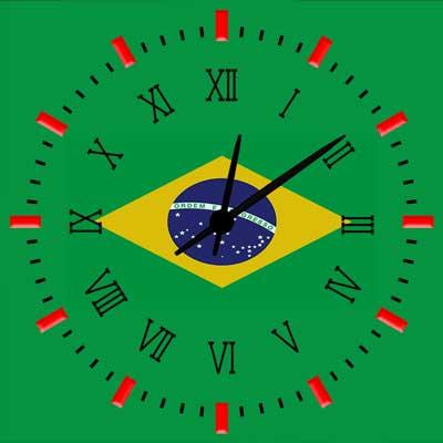 Braziliaanse klok