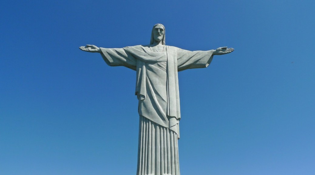 Rio de Janeiro-Christus de verlosser