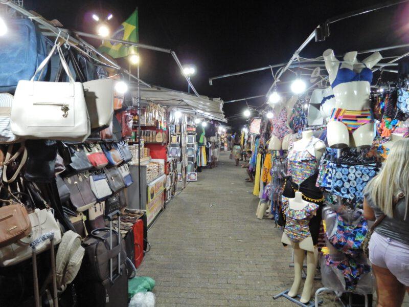 A Feira da Beira-Mar de Fortaleza