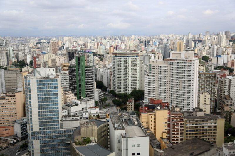 Mijnbrazilie-Brazilië-De 10 grootste steden van Brazilië-São Paulo