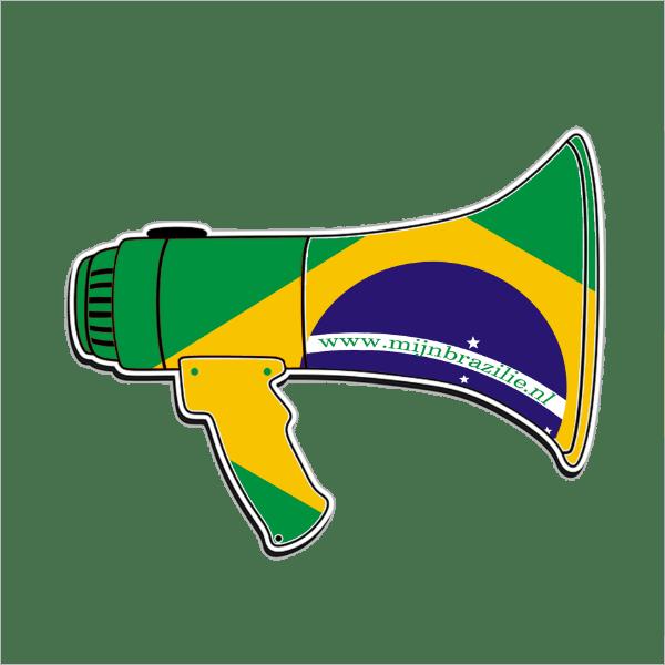 Braziliaanse megafoon