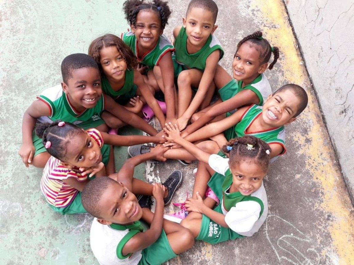 Kindercentrale Brazilië-Advertentie bestuurslid
