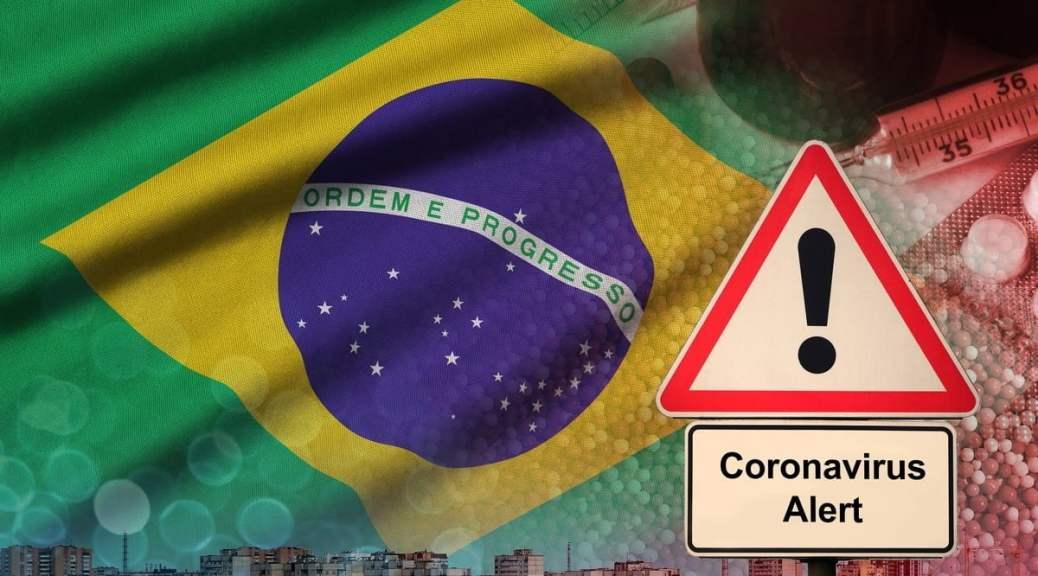 Mijnbrazilie-Brazilië-Coronavirus in Brazilië