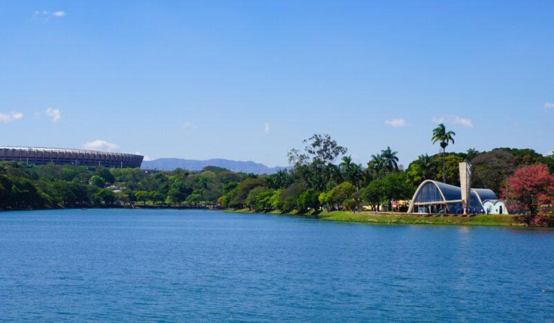 Lagoa da Pampulha de Belo Horizonte