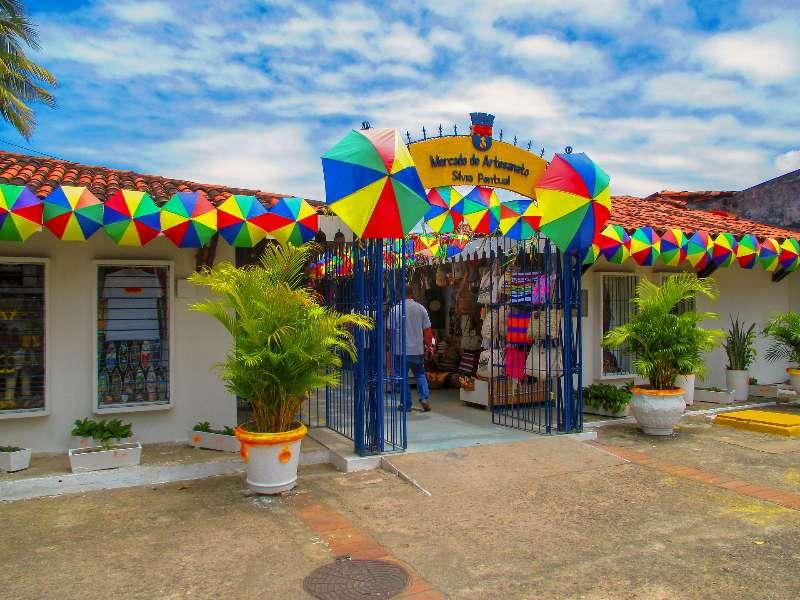 Mercado de Artesanato da Sé