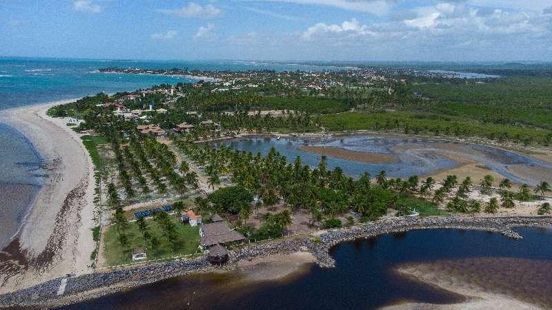 Praia de Maracaípe-Pontal de Maracaípe