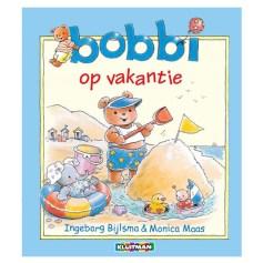 leuk boekje voor op reis: Bobbi op vakantie