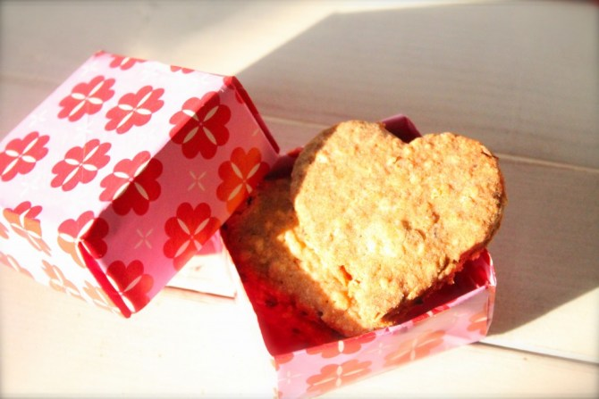 koekjes in doosje