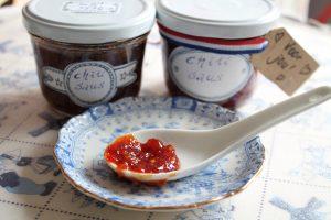 tomaten-chili jam