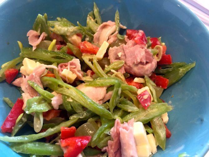 salade van pronkers