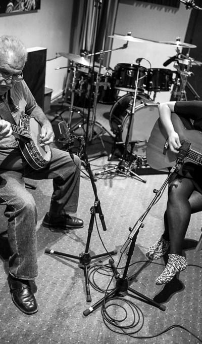 Opname music score mijnKOOL-documentaire