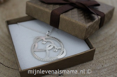 New in: naamketting voor mama
