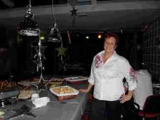 Hekelinkgen 28-12-2012 hapjesbuffet