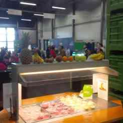 Smoothiebar Belgische fruitveiling Glabbeek